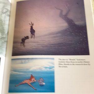 Disney Accents - Walt Disney's world of fantasy, coffee table book